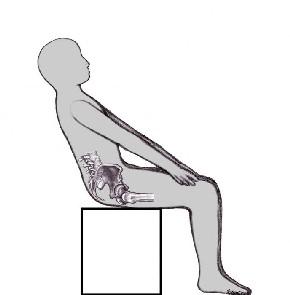 Причины боли в копчике и ее лечение